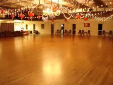 ...a 5000 sq feet cushioned dance floor!
