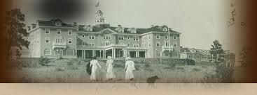 Early visitors to the Stanley Hotel