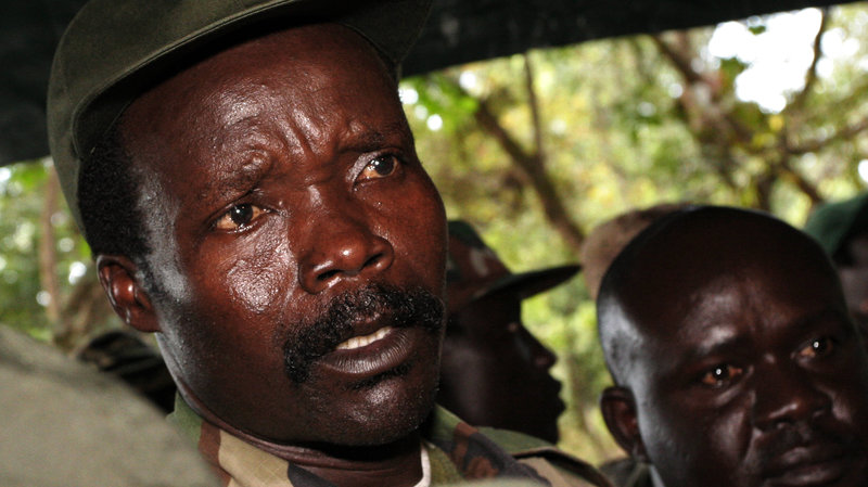 Lord's Resistance Army leader Joseph Kony in 2006. Stuart Price/AFP/Getty Images
