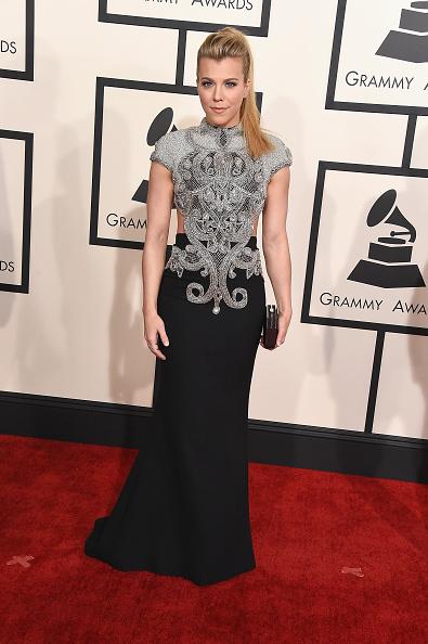 Kimberly Perry Steven Khalil Grammys 1.jpg