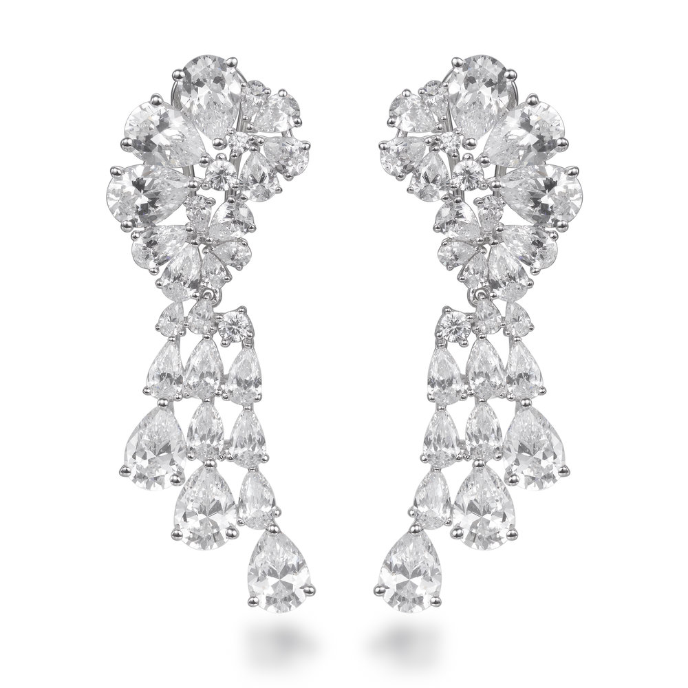 SOLACE CHANDELIER EARRINGS