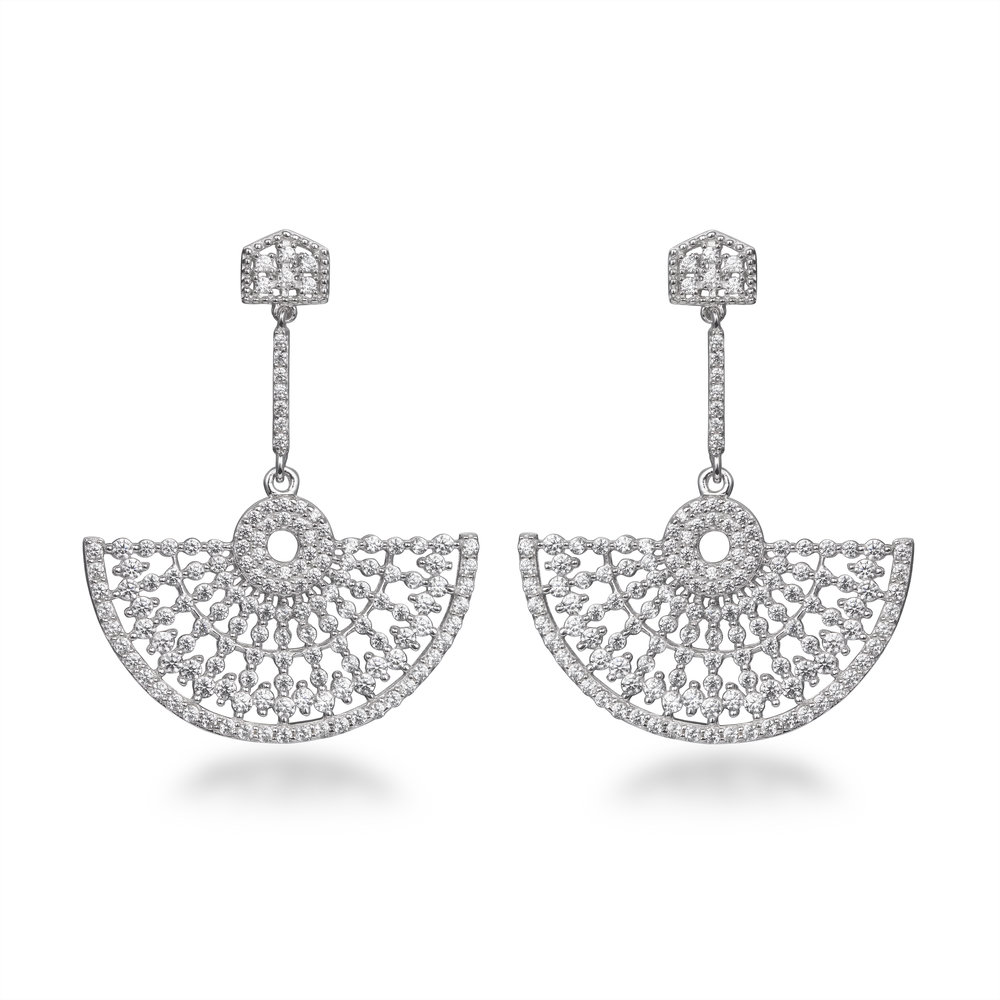 MARIE-CHANTEL DROP EARRINGS