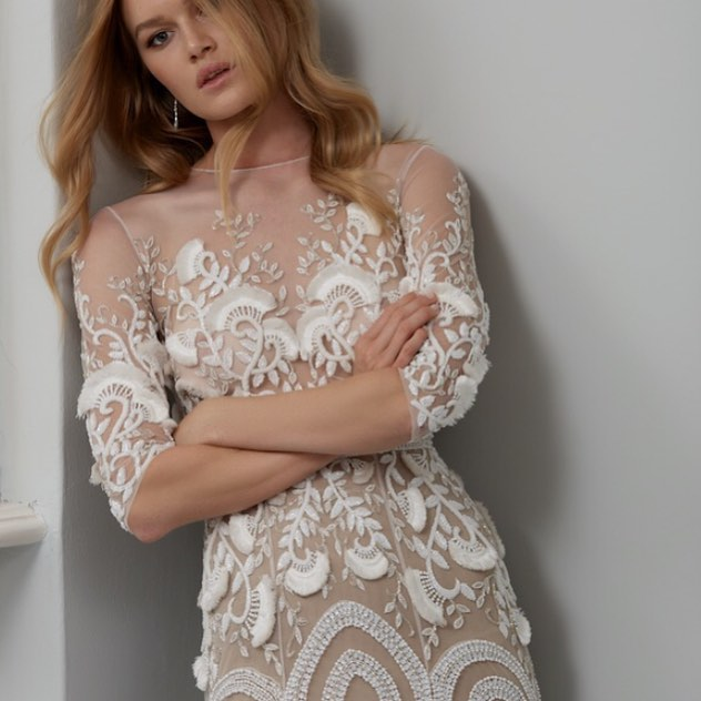 Tasseled Fans from the 2019 Romance Ultime Collection. #stevenkhalil