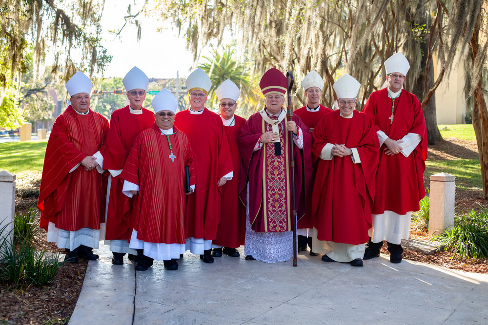 The Red Mass - Bishops of Florida