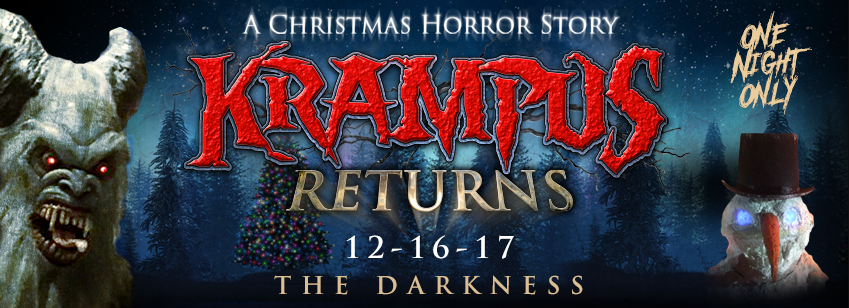 Christmas Horror Story.The Darkness Presents A Christmas Horror Story Krampus