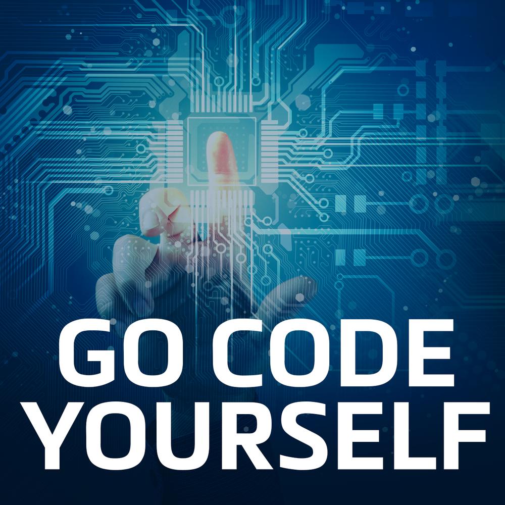 Go Code Yourself logo