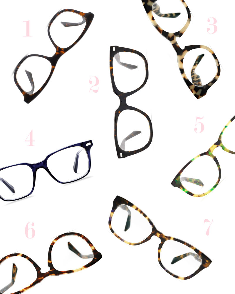 Warby Parker Favorites | Sundays and Somedays