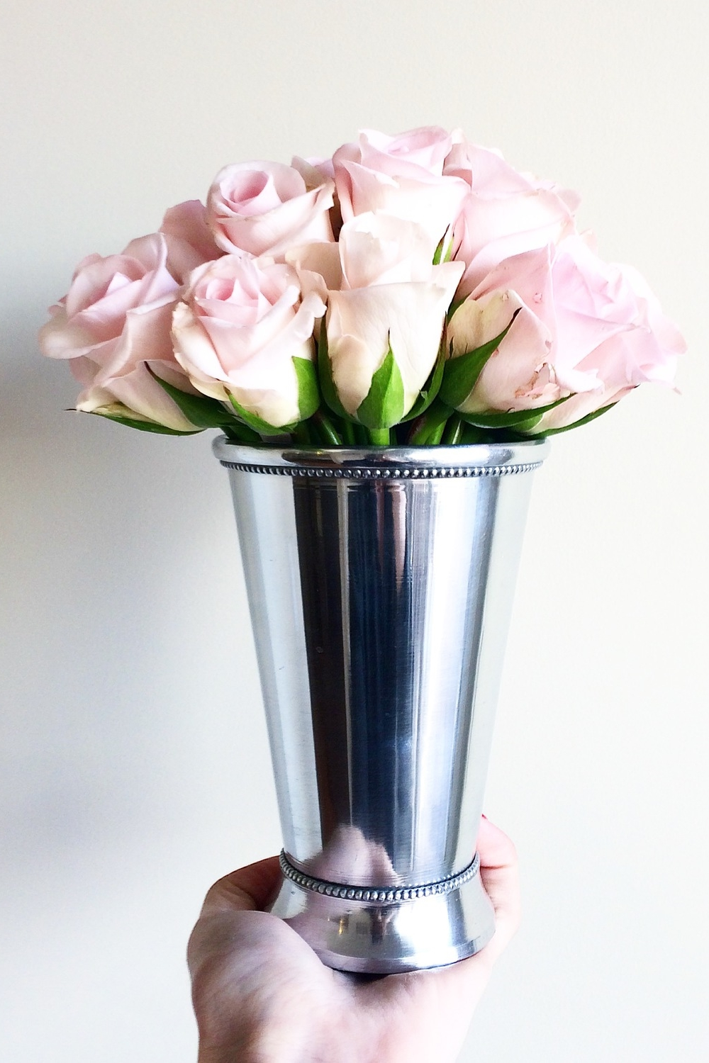 Friday Flowers - Pink Roses | Sundays and Somedays