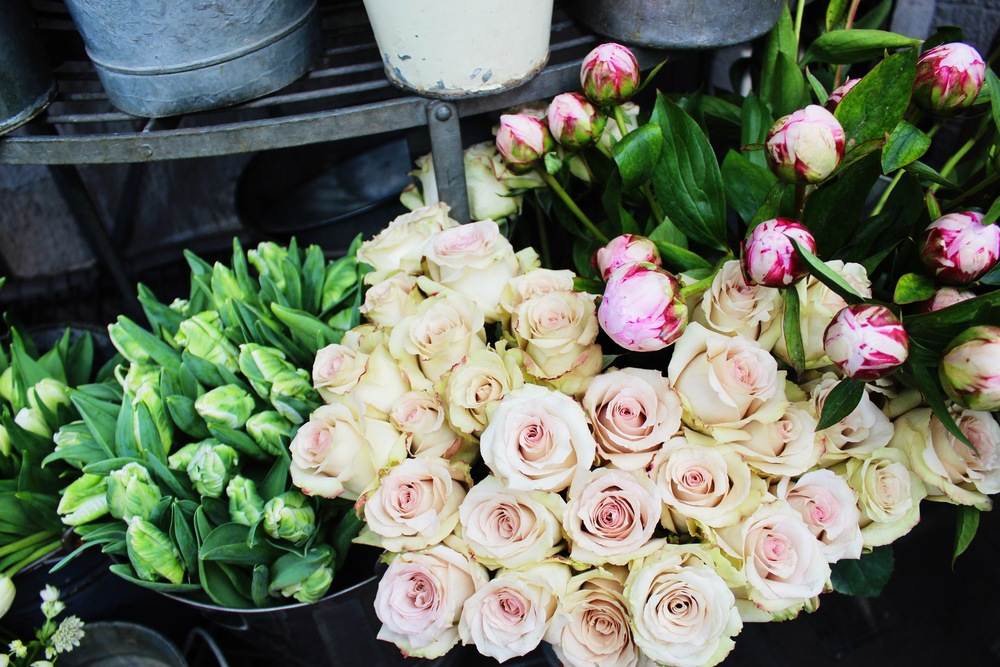 Liberty London Flowers | Sundays and Somedays