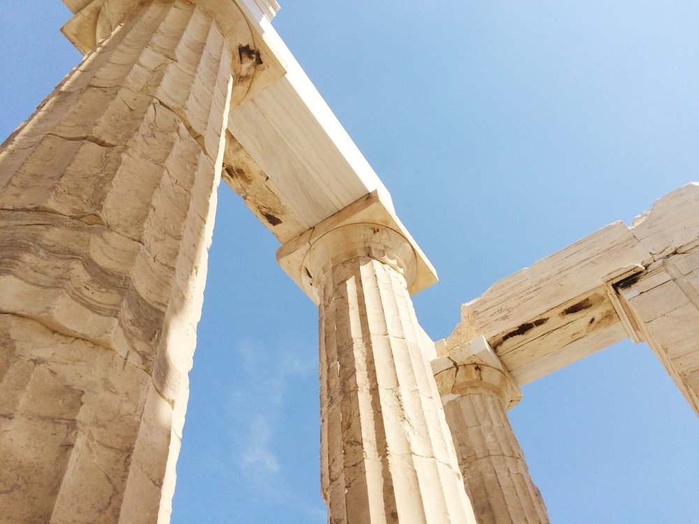 Greece Highlights - The Acropolis in Athens and More | Sundays and Somedays