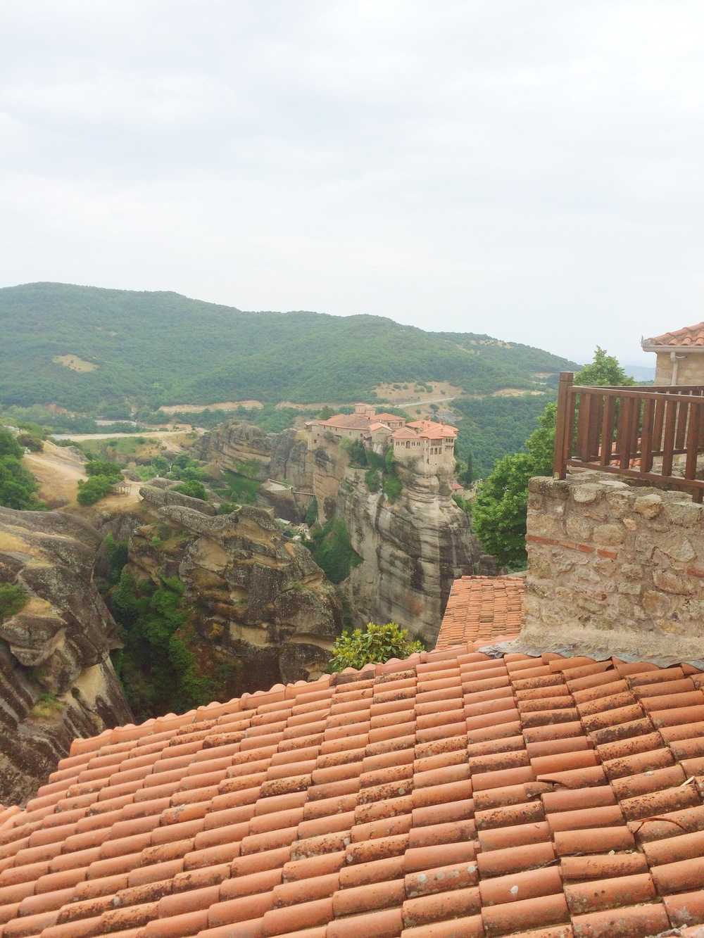 Greece Highlights - Monasteries of Meteora and More | Sundays and Somedays