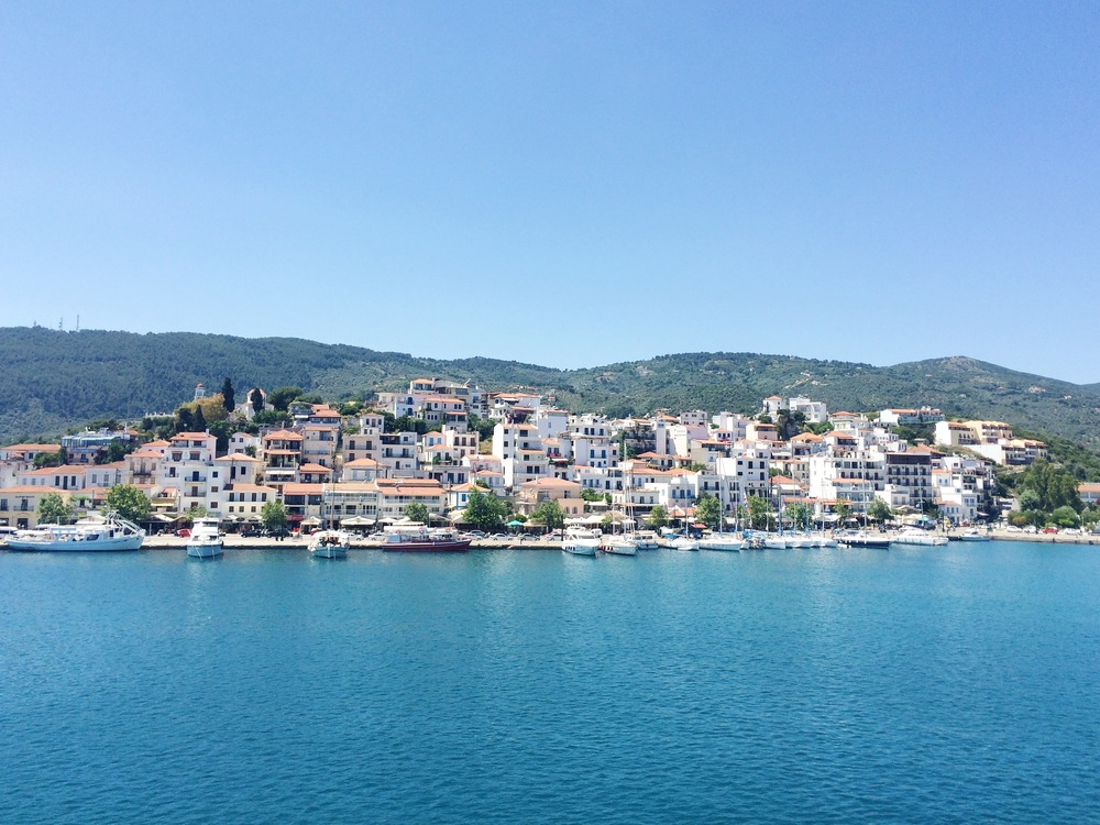 Greece Highlights - The Island of Skiathos and More | Sundays and Somedays