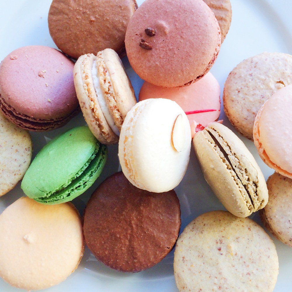A San Francisco Macaron Tasting | Sundays and Somedays