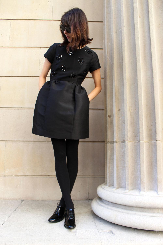 Everyone needs a little black dress.