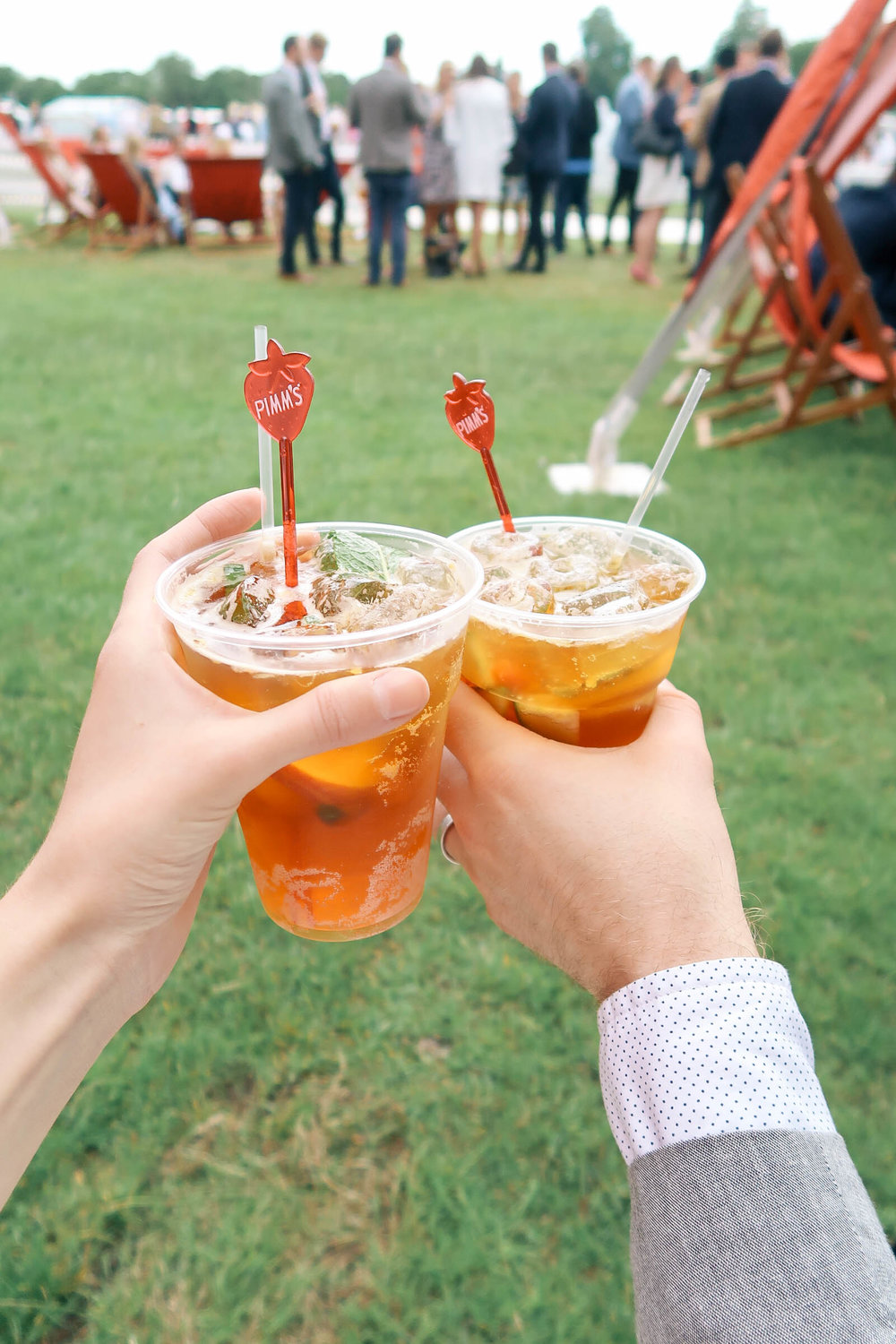 7 Polo Terms to Know and What To Wear to a Polo Match | Pimm's Cup | Sundays and Somedays