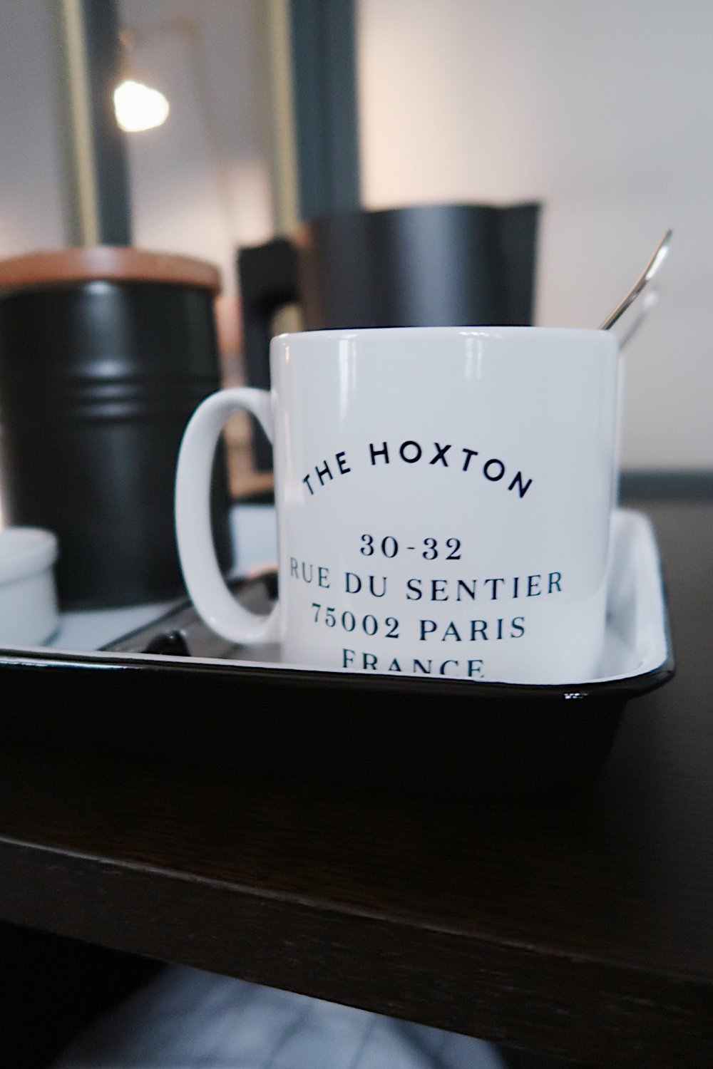 A Vegan Girls Weekend to Paris | The rooms at the Hoxton Hotel Paris | Sundays and Somedays
