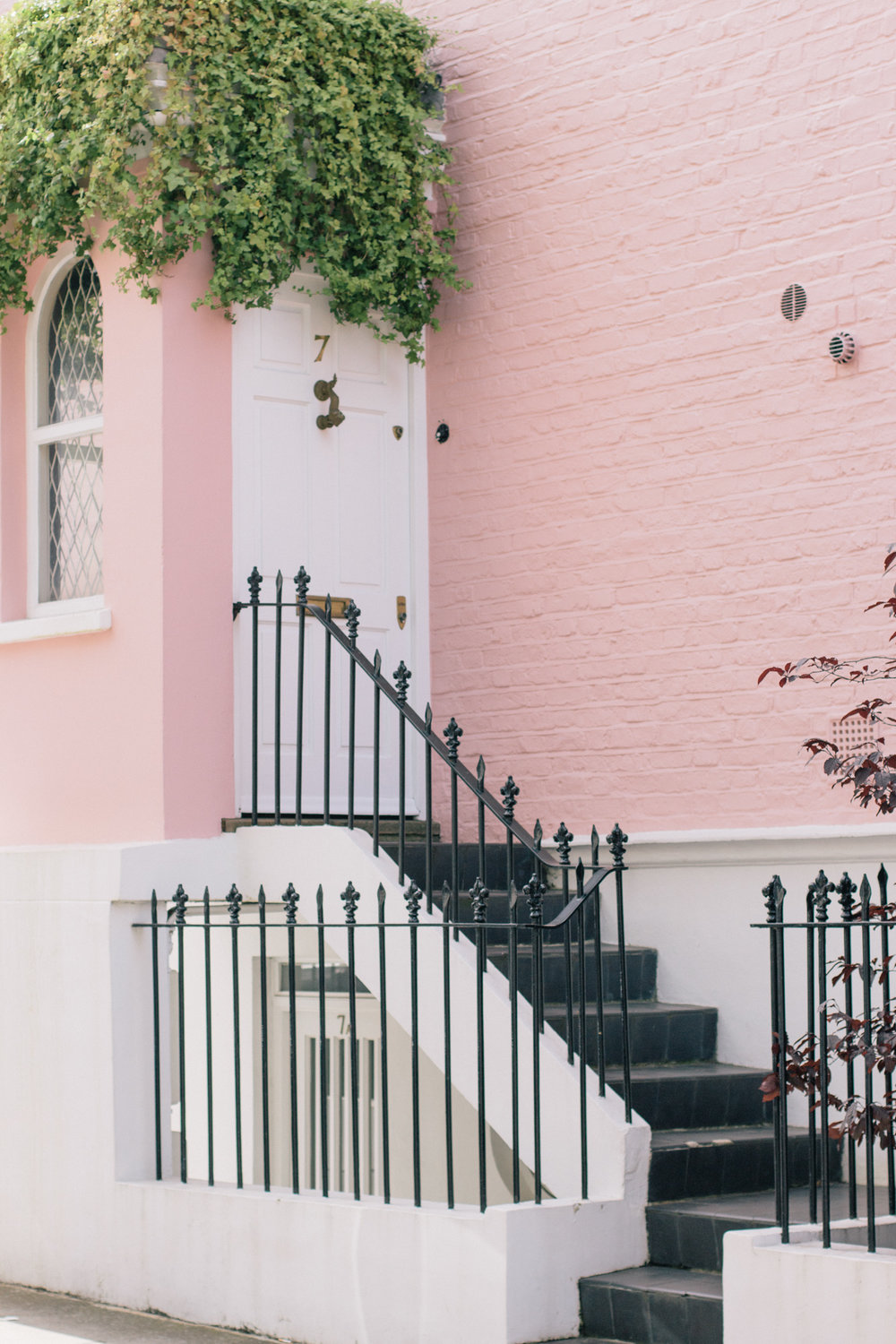 Striped Topshop Dress Pink House Notting Hill Gate-1.jpg