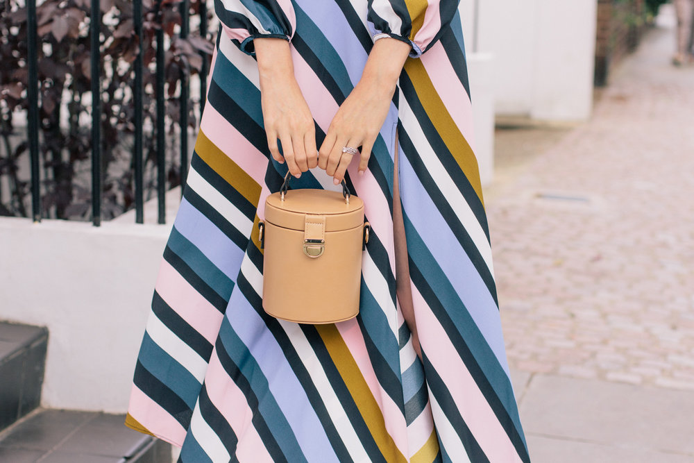 Striped Topshop Dress Pink House Notting Hill Gate-35.jpg