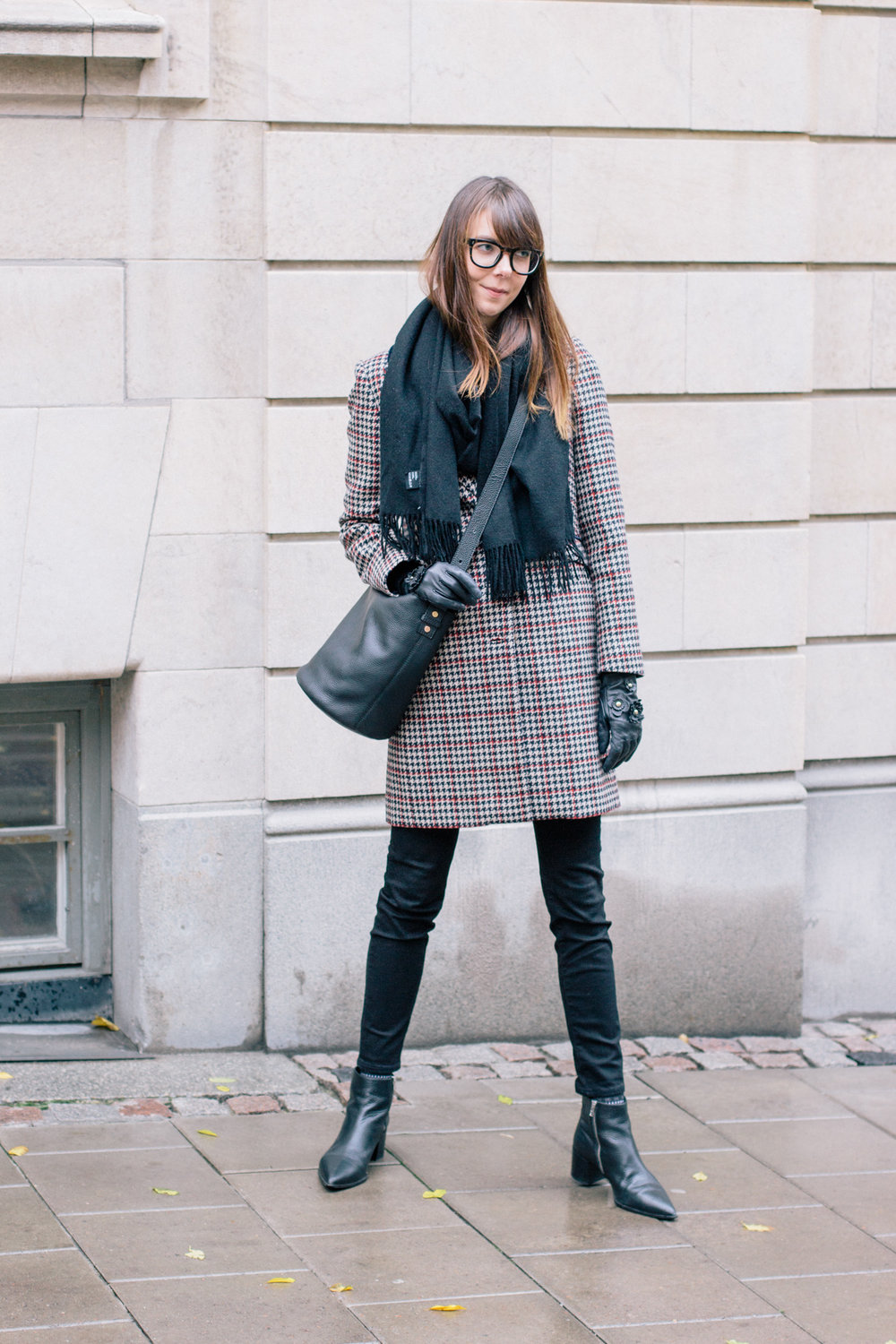 Look 3: Cold Weather Casual -