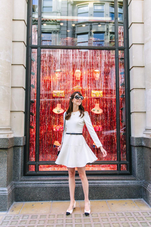 Gal Meets Glam Celeste White Long Sleeve Dress-2.jpg