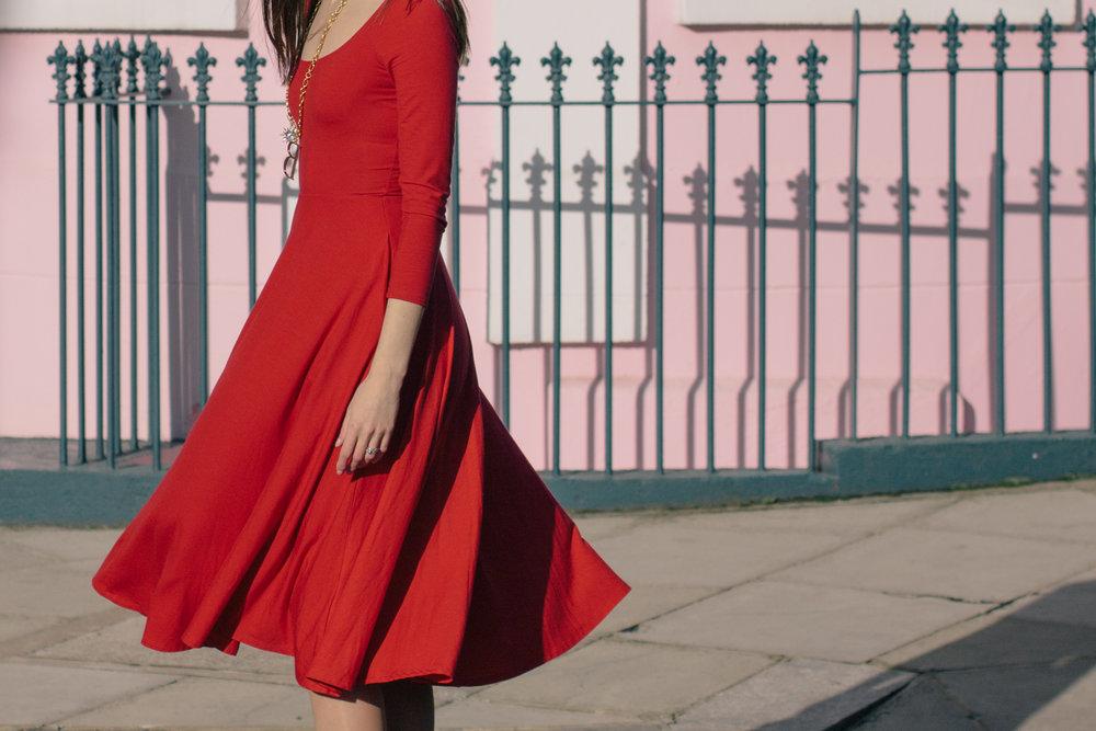 Reformation Red Dress Valentine's Notting Hill-5.jpg
