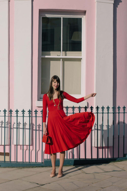 Reformation Red Dress Valentine's Notting Hill-7.jpg