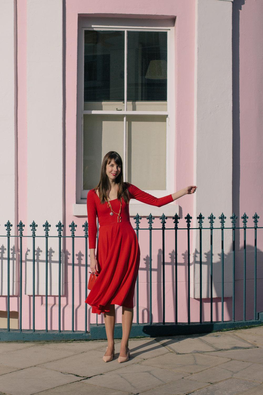 Reformation Red Dress Valentine's Notting Hill-8.jpg
