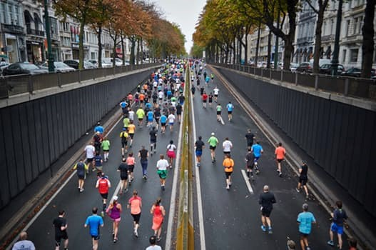 Photo Credit: www.pexels.com  https://www.pexels.com/photo/people-jogging-on-clear-road-35094/