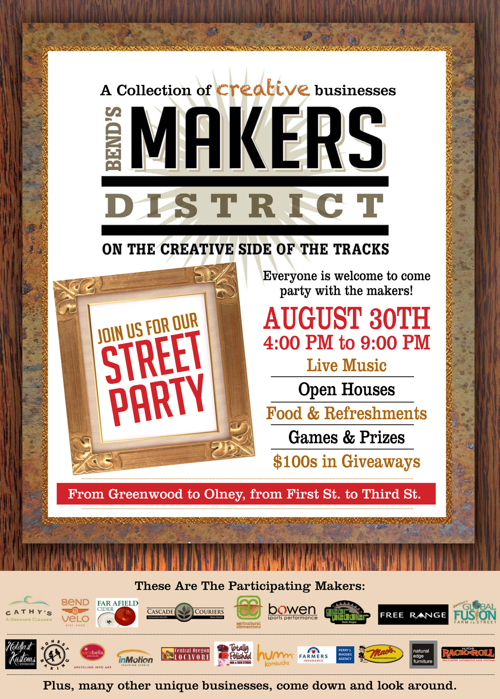 BendsMakersDistrict_Event_LaborDay