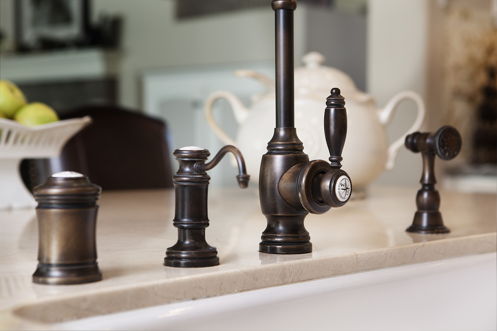 High-End Luxury Kitchen Faucets — Kitchen Genesis by E. Rose Design