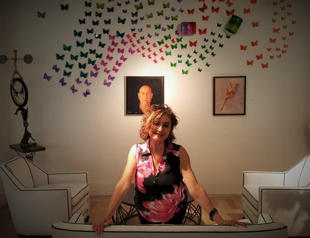 Ellena , at Naples Design Center, florida