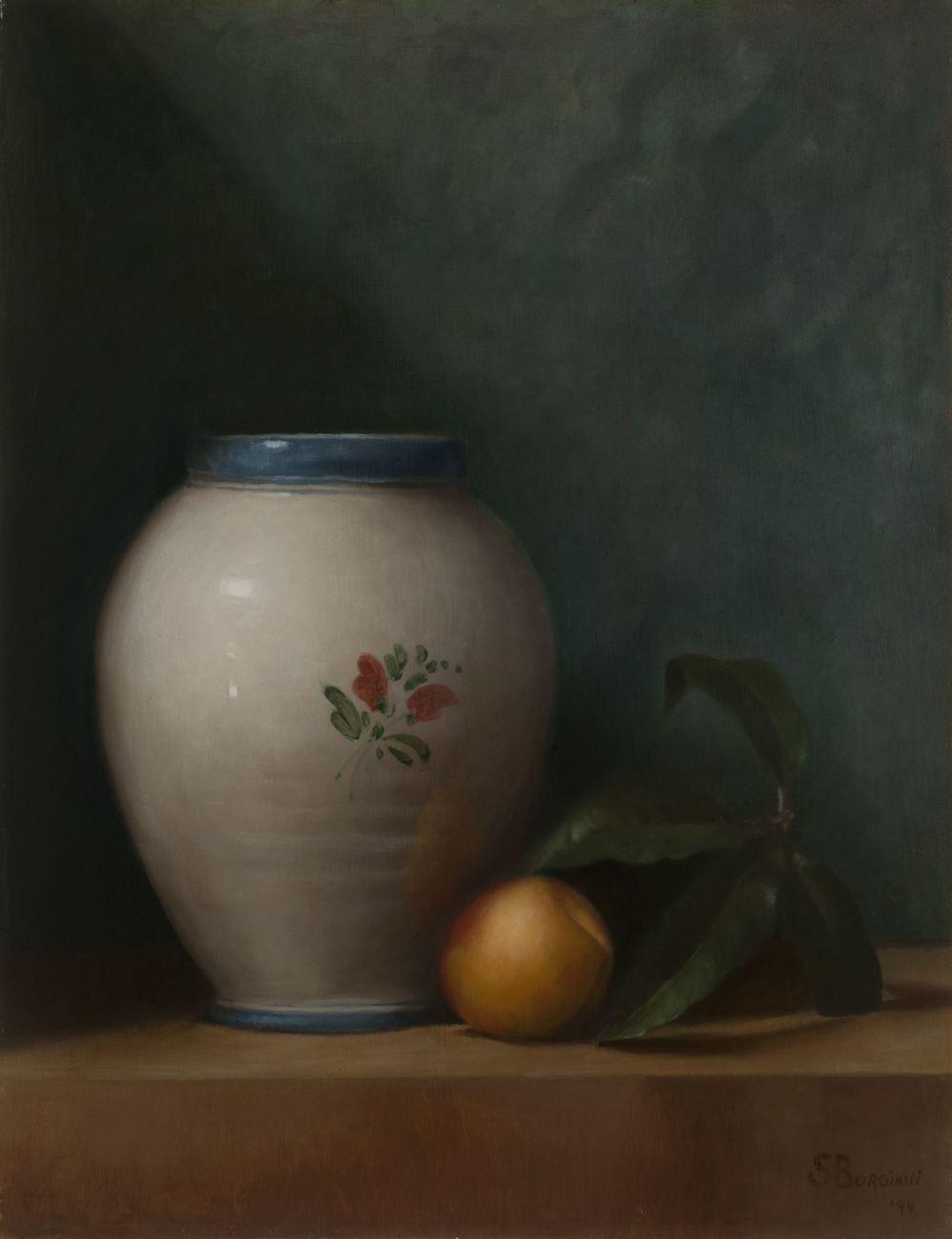 JARRÓN, 14 X 18