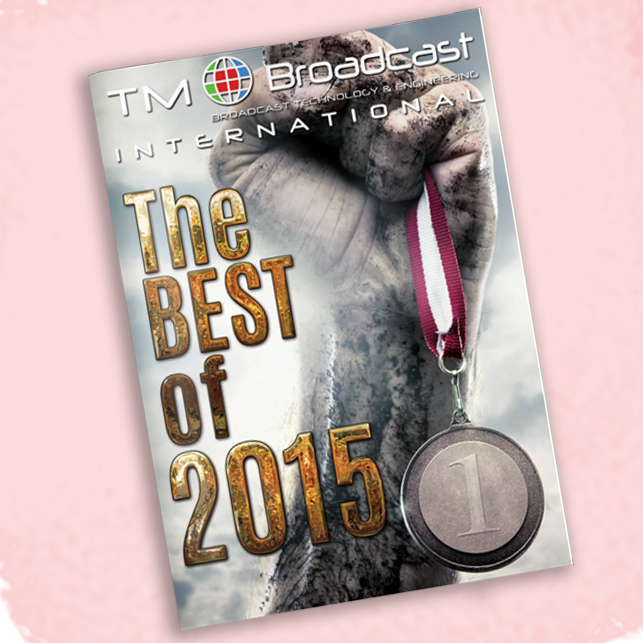 "Screen Systems ""Wincaps Q-Live"" Listed in Editor's Best of 2015"