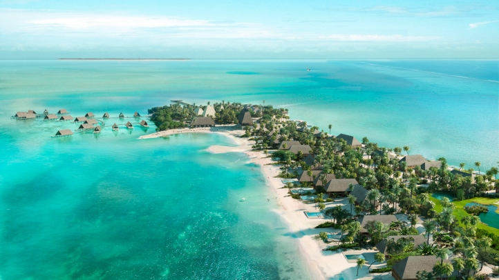 Cocnept rendering of the resort