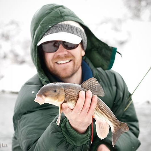 Cameron Scott - Poet, teacher, & fishing guide. https://www.writerfish.com/