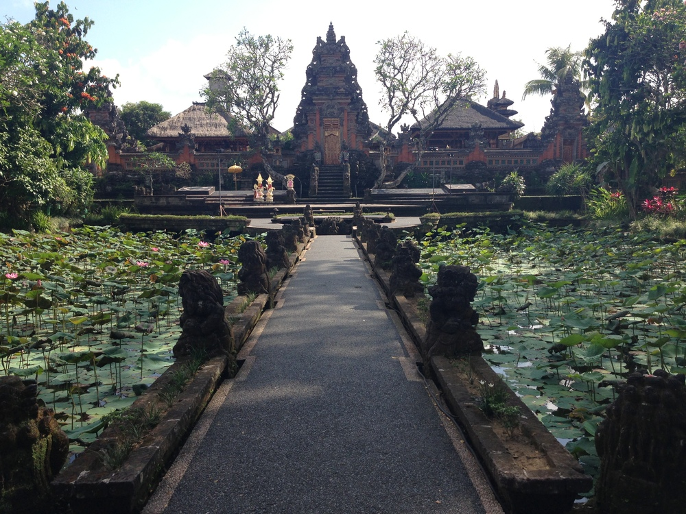 temple, ubud bali