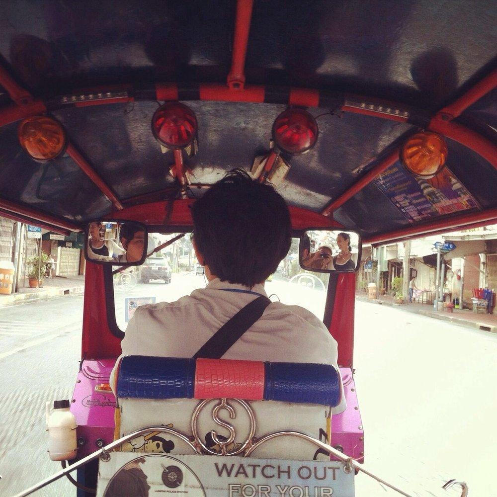 tuk tuk, bangkok, thailand