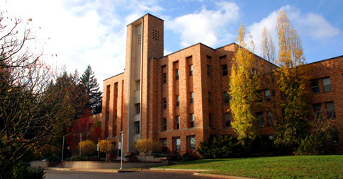 Delphian School main building
