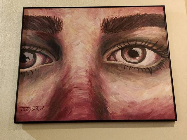An art work done by our student @talia.athanasia! 👏👏🎨🎨 Very beautiful piece✨✨ #delphianschool #delphianarts #artwork #studentart #eyes