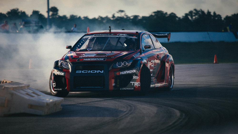 Scion Drifting