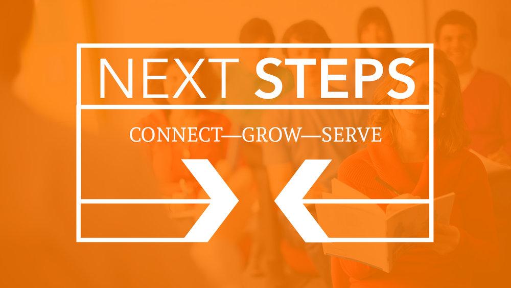 Register for Next Steps