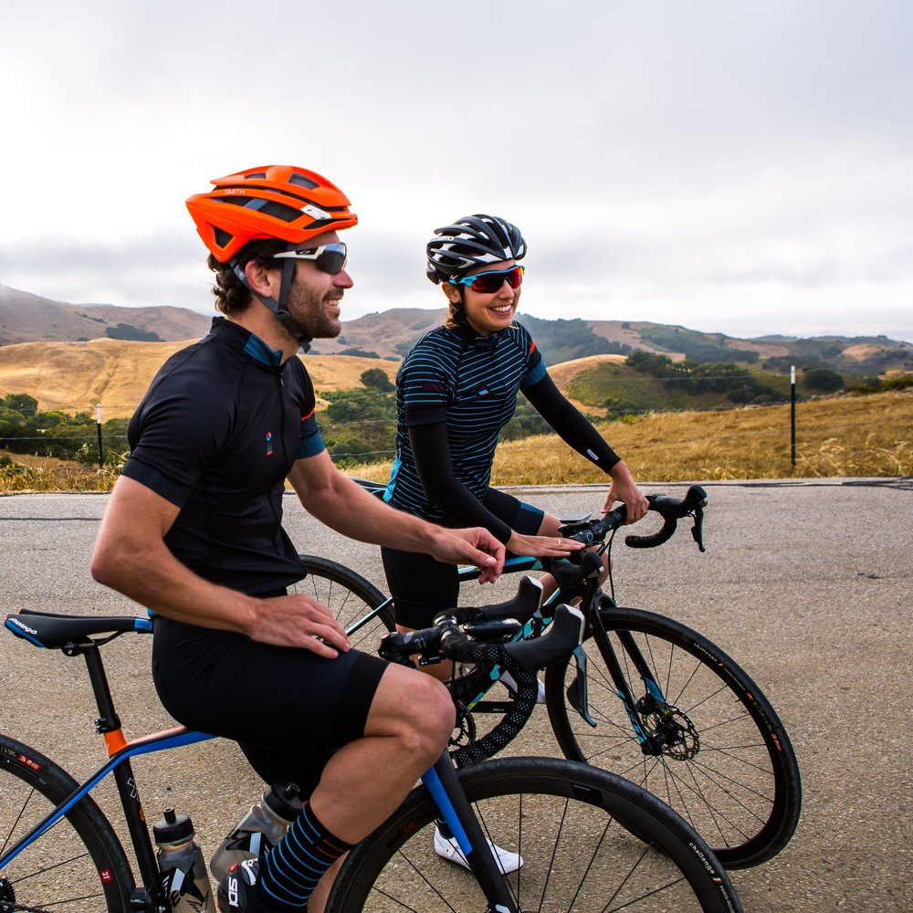 JOIN US ON A WEEKLY GROUP RIDE! -
