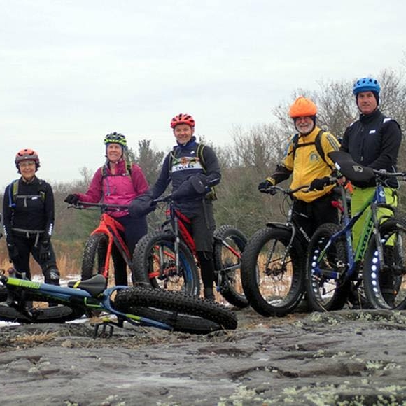 WINTER FAT BIKE RIDES! - Casual pace - All welcome!