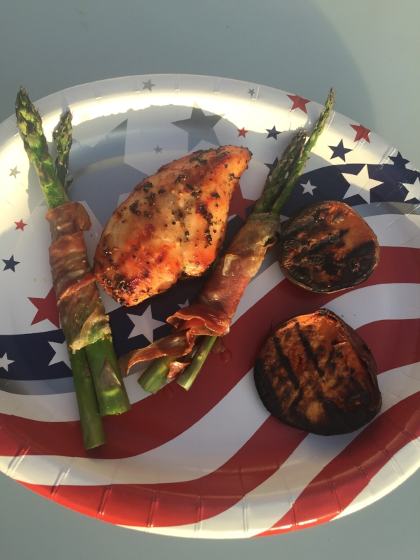 The most patriotic BBQ