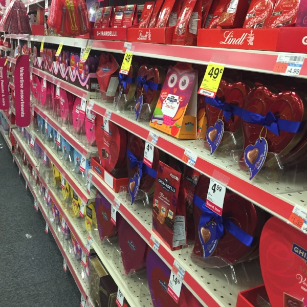 The worst part of Valentine's Day