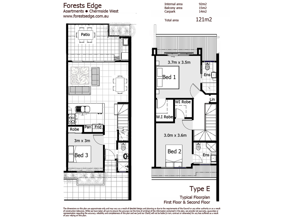 Type E Floorplan - 3 Bed 3 Bath Townhouses.jpg