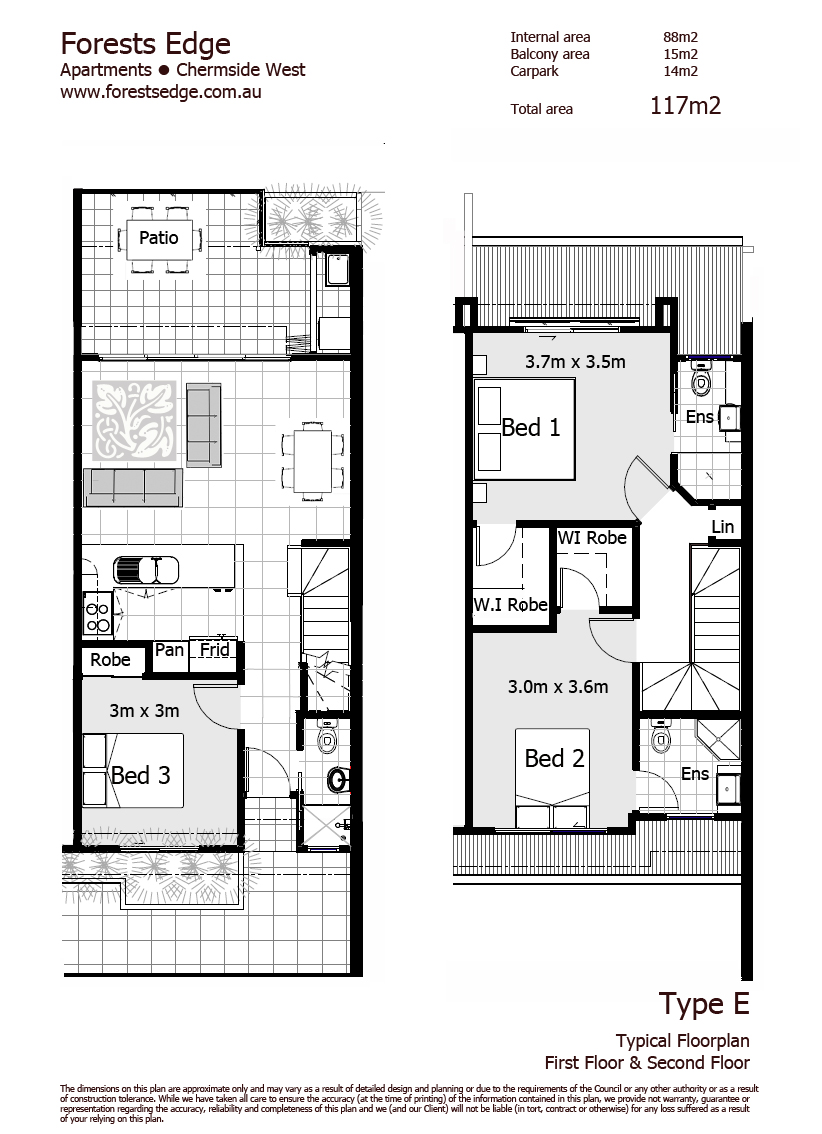 Type E Floorplan - 3 Bed 3 Bath Townhouses copy.jpg