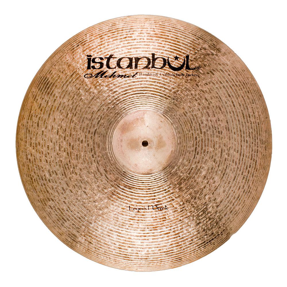 istanbul mehmet jazz line legend dark ride 2460g 22 cymbal planet handmade cymbals. Black Bedroom Furniture Sets. Home Design Ideas