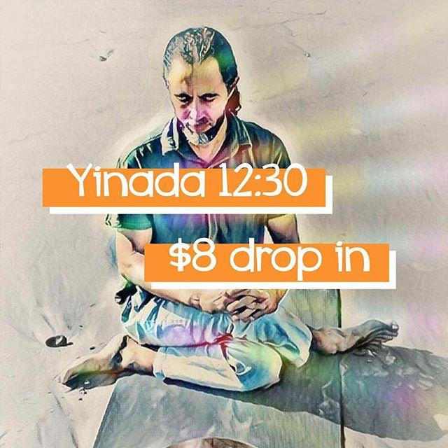 Starts in 20 minutes. #dropin #dropinyoga #lomita