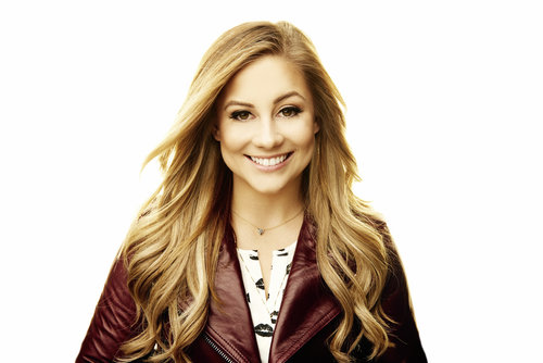 Shawn Johnson East, Olympic gold medalist, entrepreneur